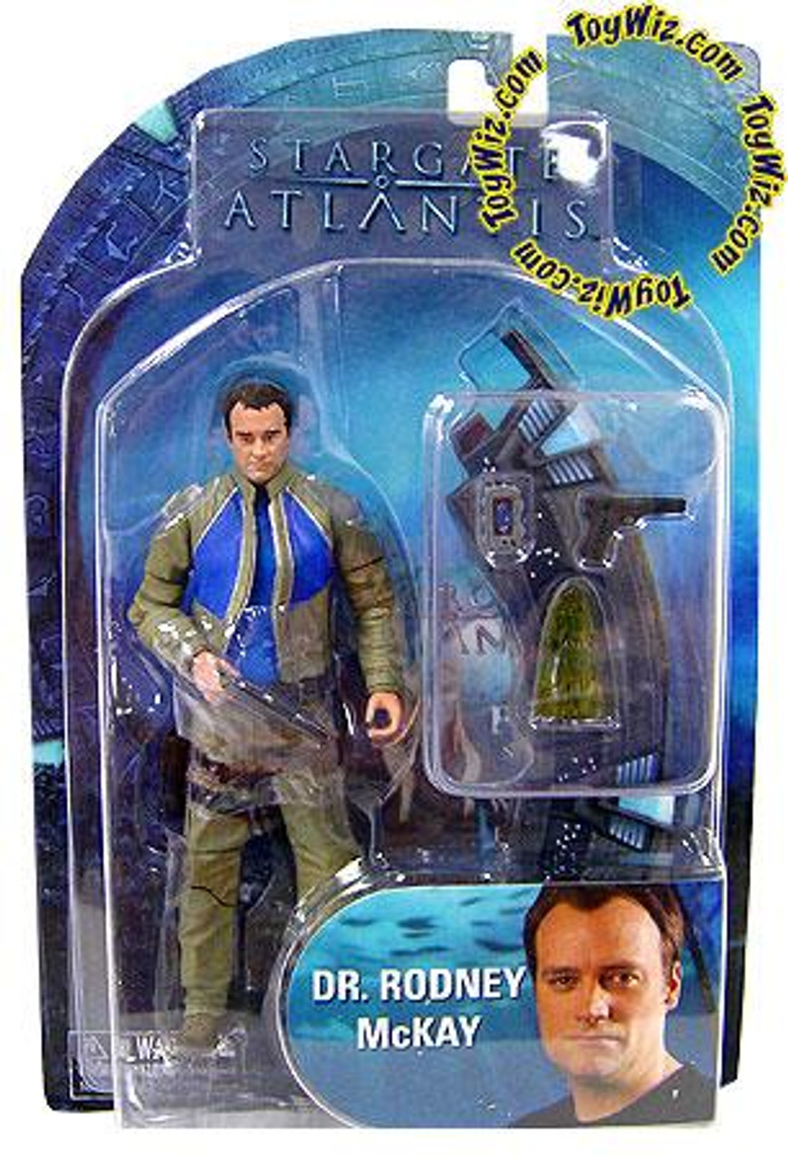 Stargate Atlantis Series 2 Dr. Rodney McKay Action Figure