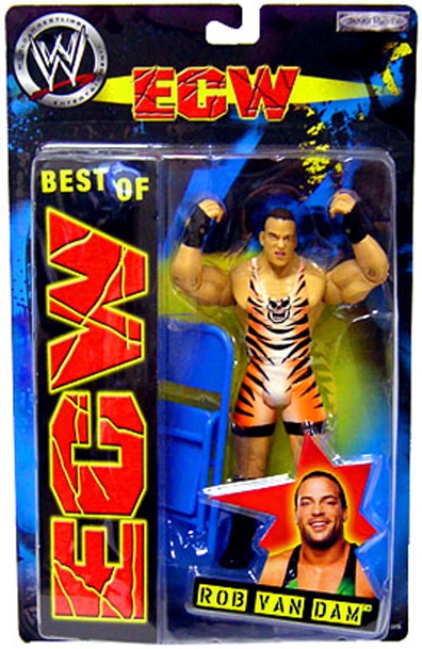 WWE Wrestling Best of ECW Rob Van Dam Action Figure