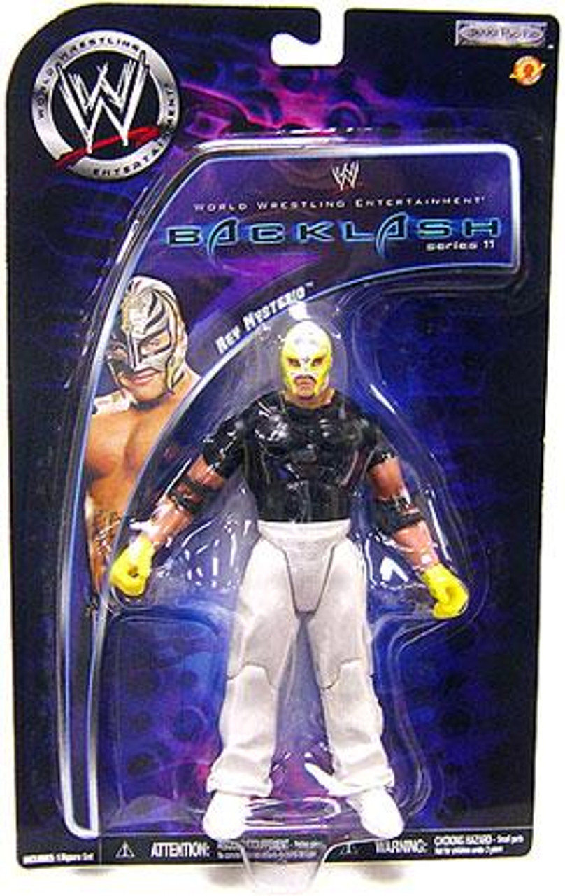 WWE Wrestling Backlash Series 11 Rey Mysterio Action Figure