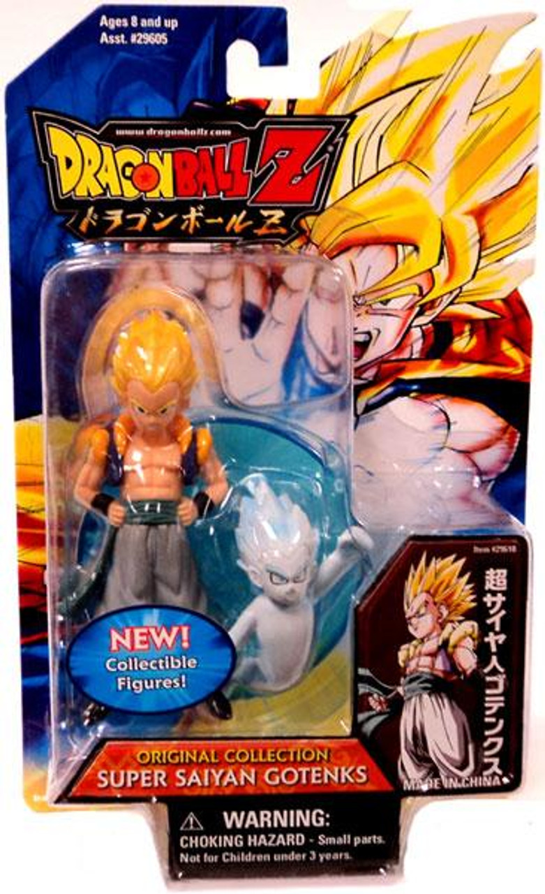 Dragon Ball Z Original Collection SS Gotenks Action Figure