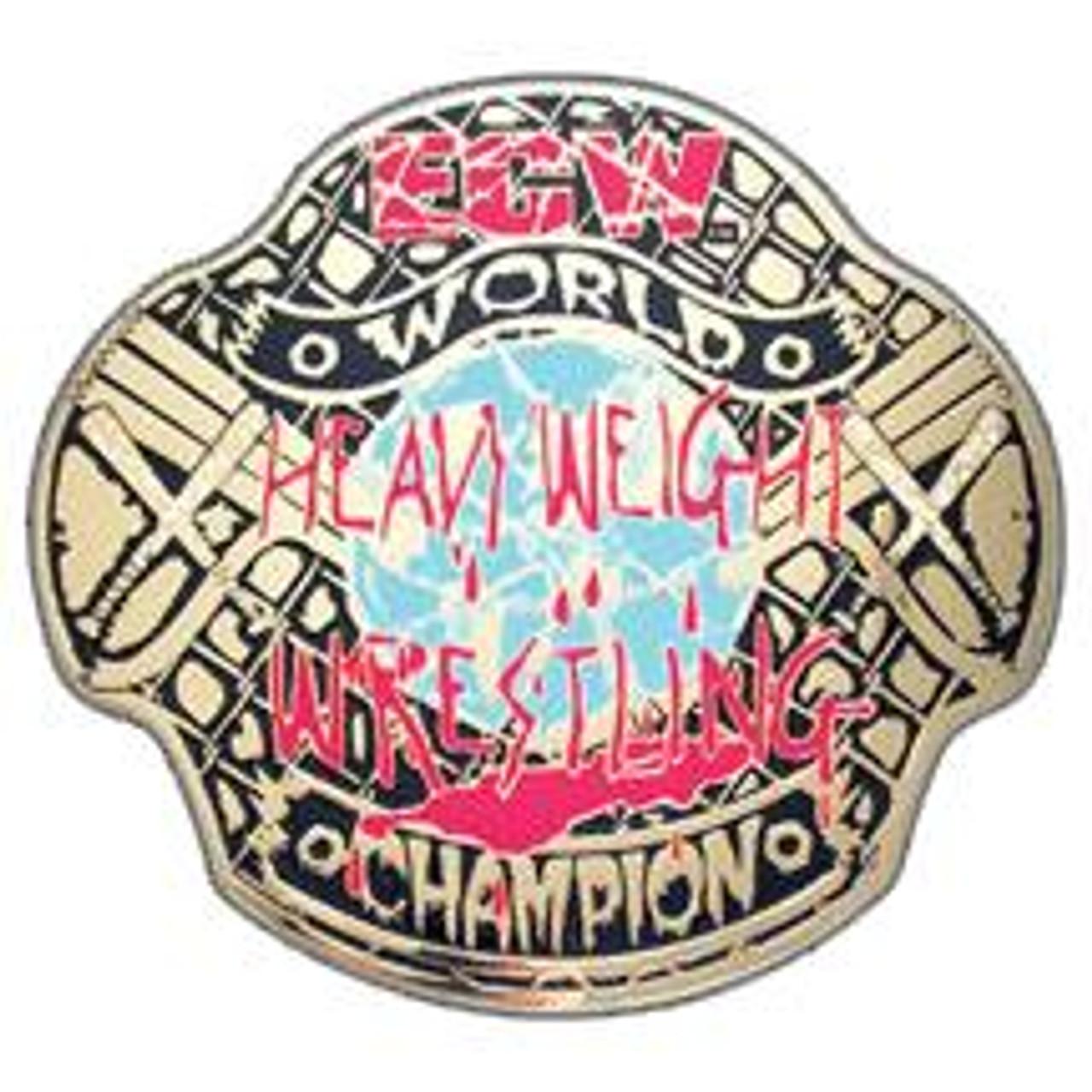 WWE Wrestling ECW Heavyweight Buckle