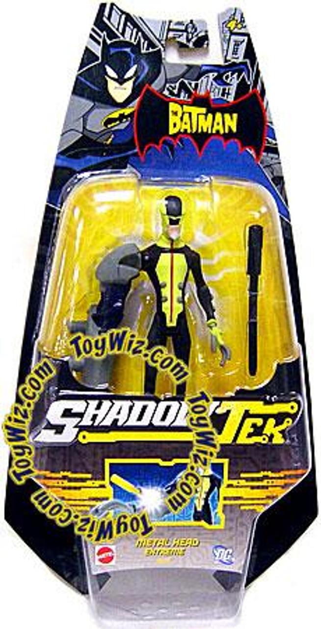 The Batman Shadow Tek Metal Head Extreme Action Figure