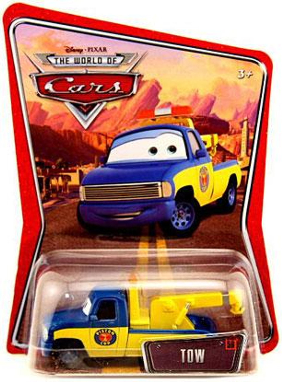 Disney Cars The World of Cars Series 1 Tow Diecast Car