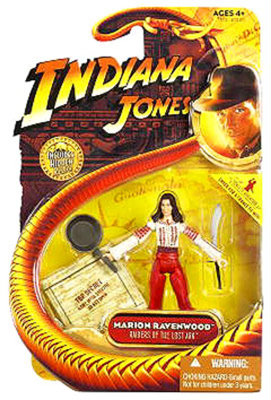 Indiana Jones Raiders of the Lost Ark Marion Ravenwood Action Figure