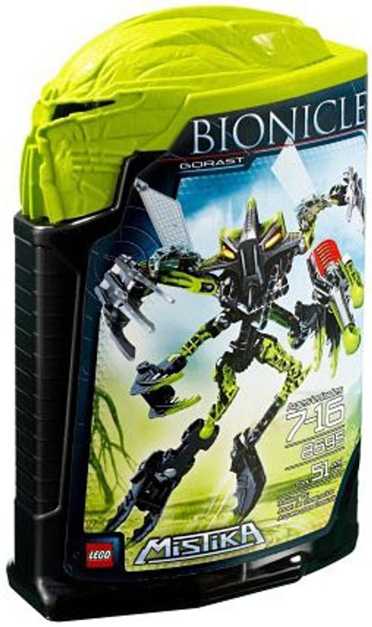 LEGO Bionicle Mistika Gorast Set #8695