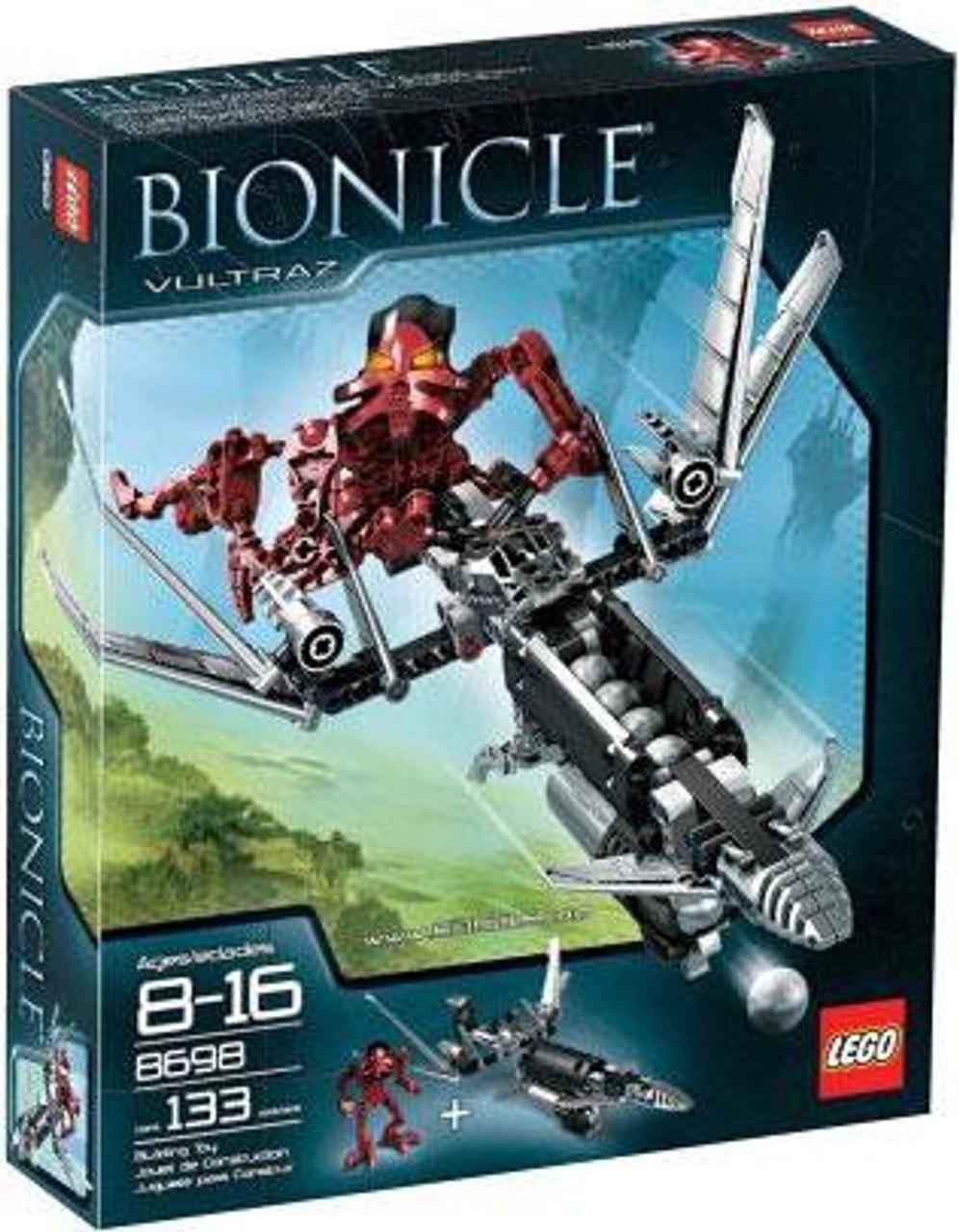 LEGO Bionicle Vultraz Set #8698