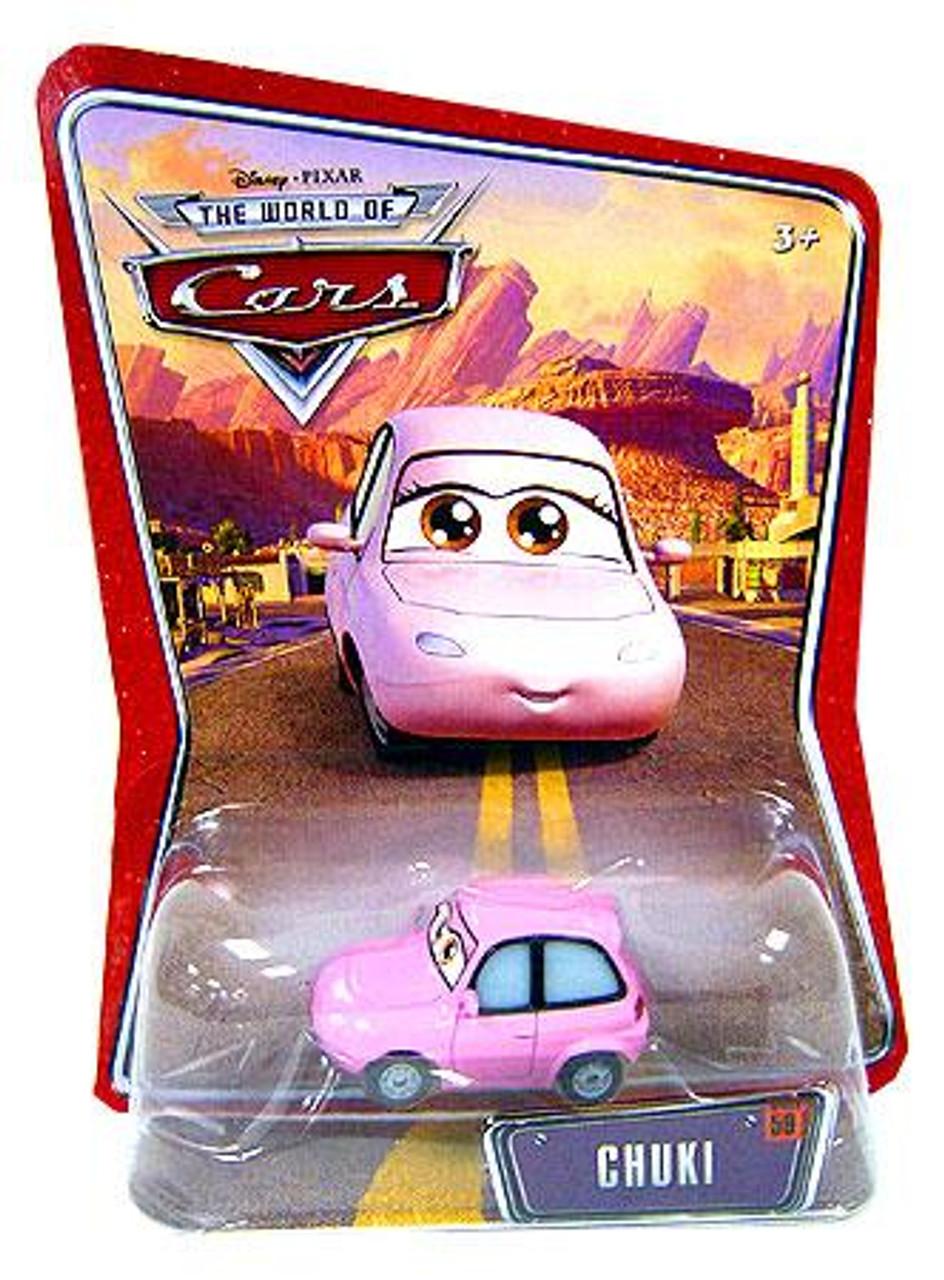 Disney Cars The World of Cars Series 1 Chuki Diecast Car