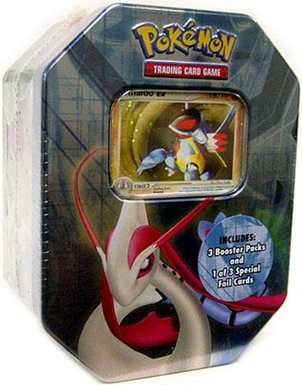 Pokemon EX 2007 Series 2 Milotic Collector Tin