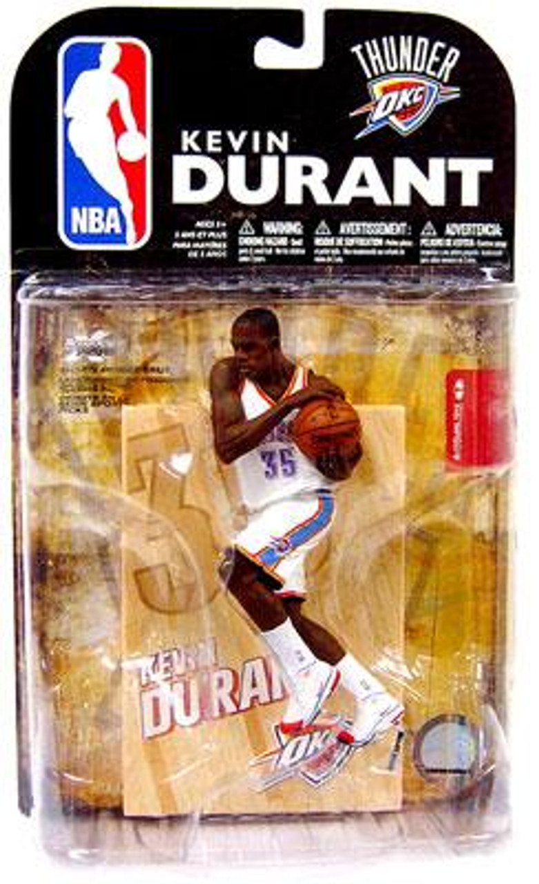 McFarlane Toys NBA Oklahoma City Thunder Sports Picks Series 16 Kevin Durant Action Figure