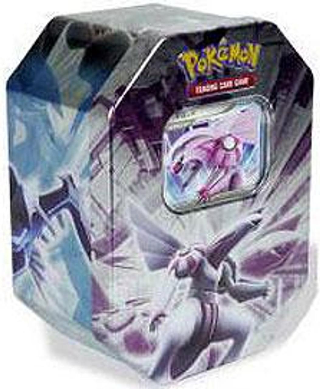 Pokemon Diamond & Pearl 2008 Palkia Collector Tin