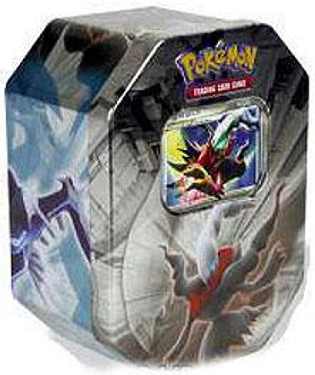 Pokemon Diamond & Pearl 2008 Darkrai Collector Tin