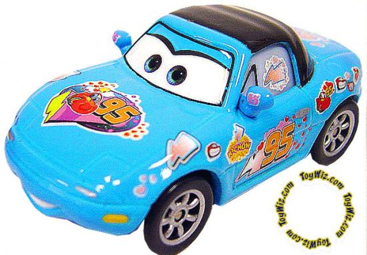 Disney Cars Loose Dinoco Tia Diecast Car [Loose]