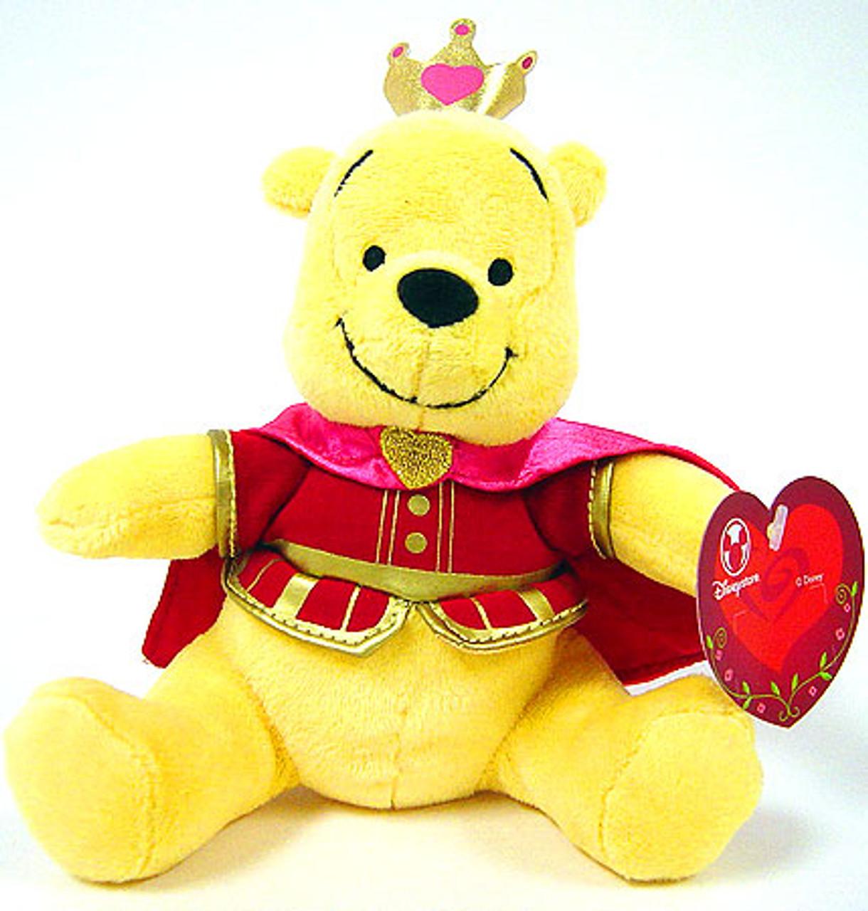 Disney Winnie the Pooh Exclusive 5-Inch Plush [Valentine]