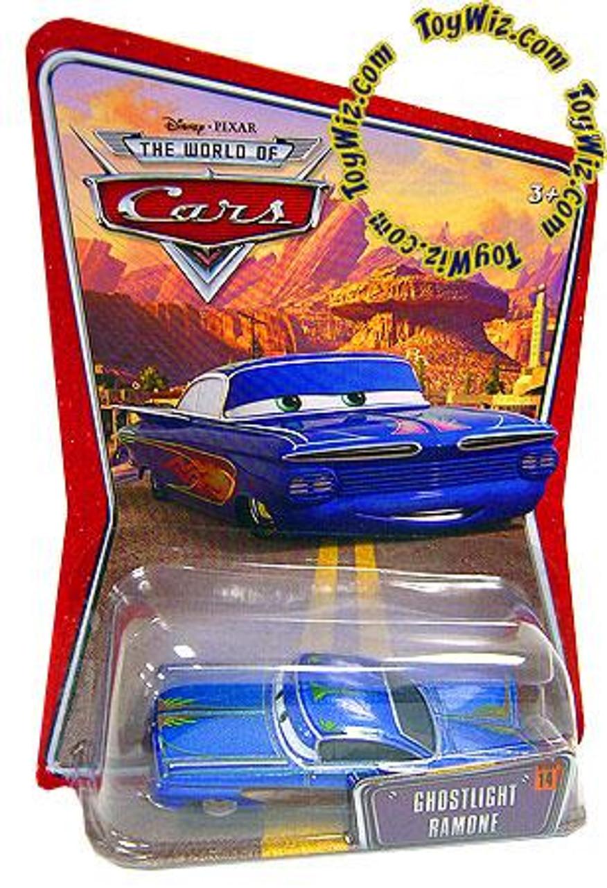 Disney Cars The World of Cars Ghostlight Ramone Diecast Car