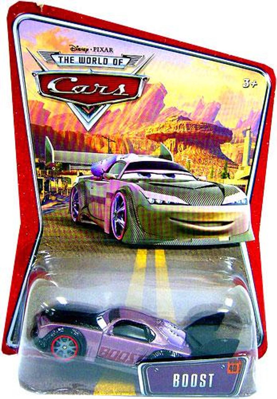 Disney Cars The World of Cars Series 1 Boost Diecast Car