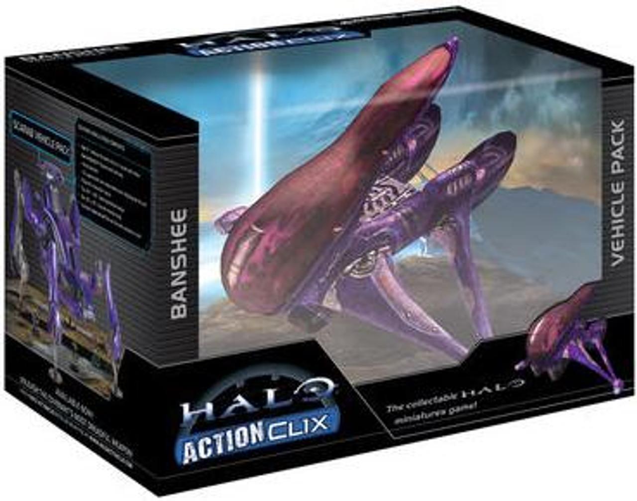 Halo ActionClix Banshee Vehicle Pack