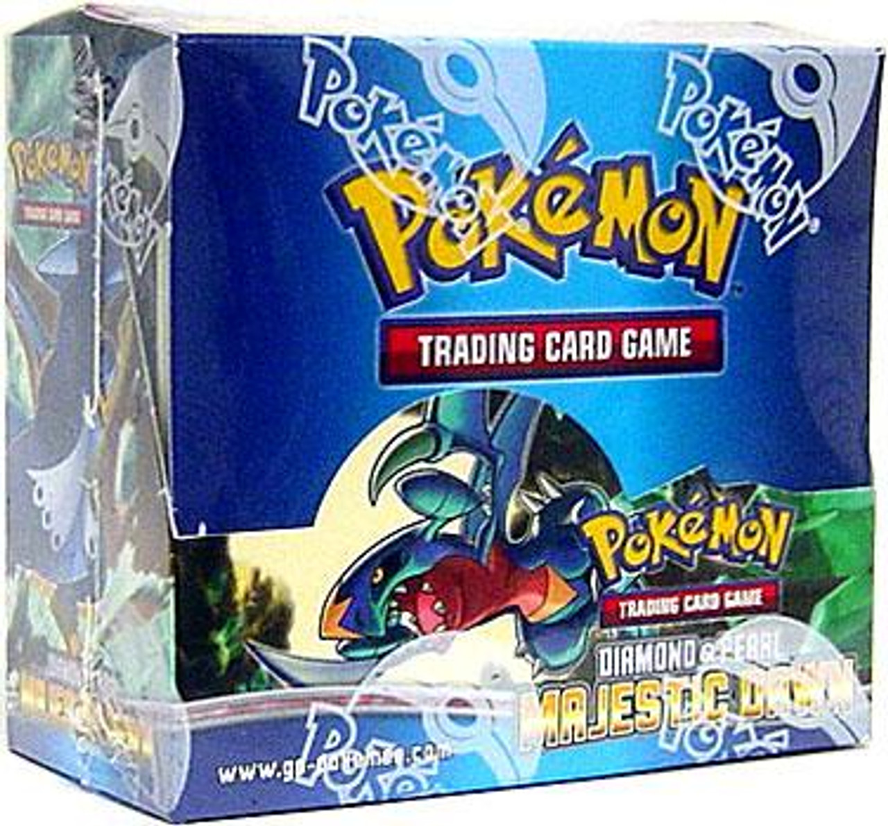 Pokemon Diamond & Pearl Majestic Dawn Booster Box [36 Packs]