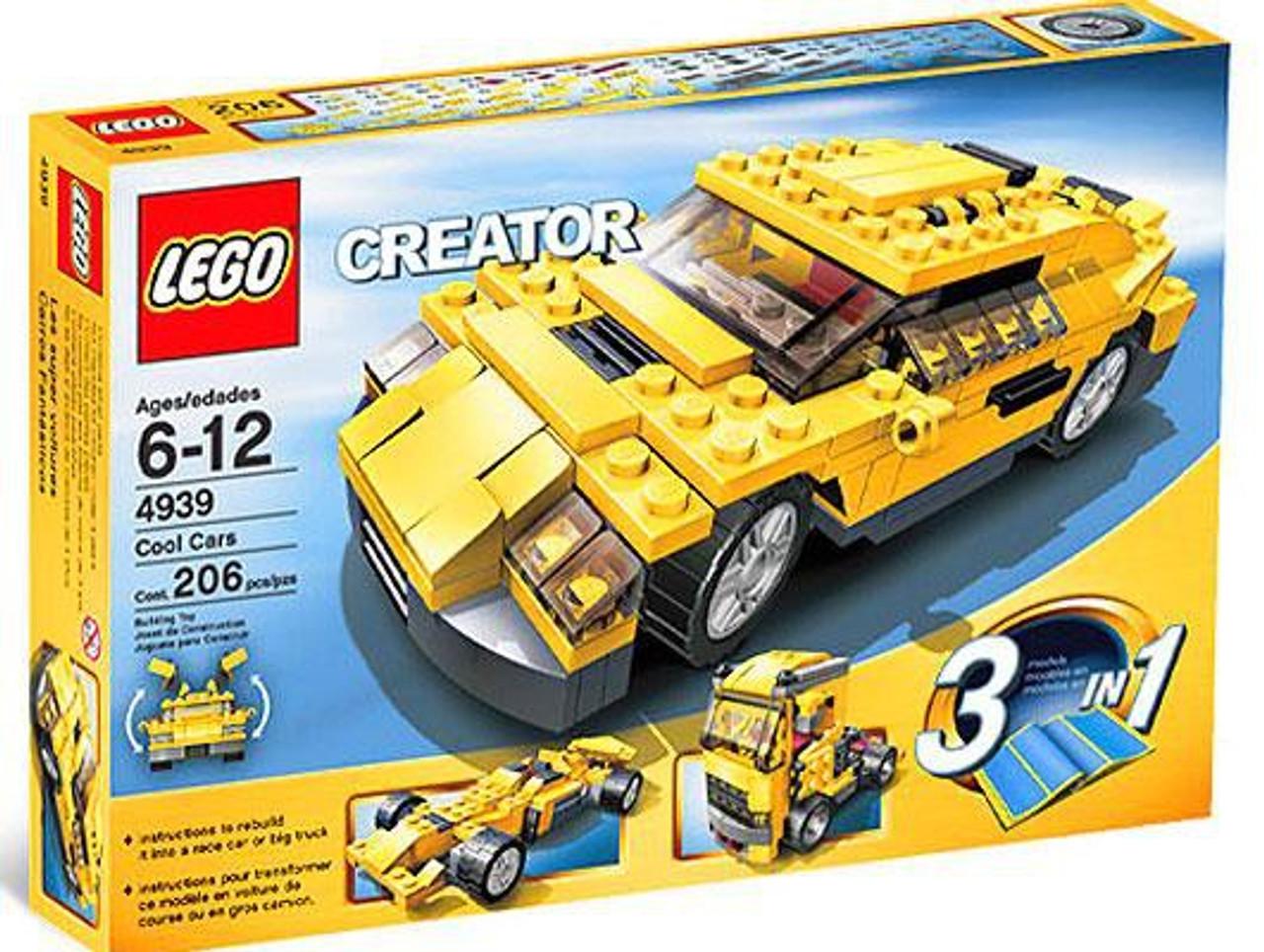 LEGO Creator Cool Cars Set #4939