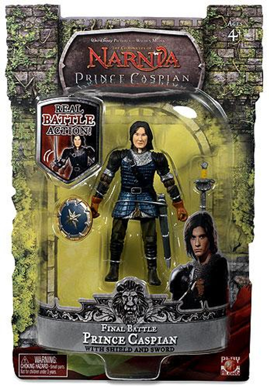 The Chronicles of Narnia Final Battle Prince Caspian Action Figure