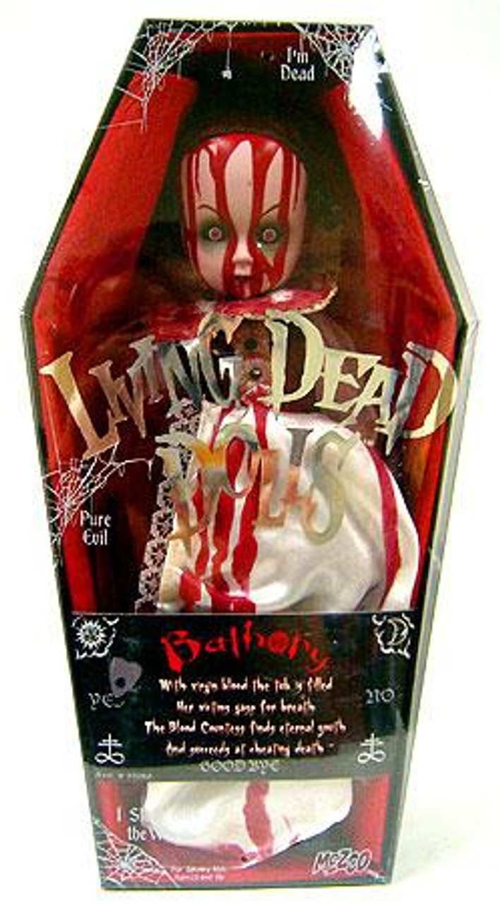 Living Dead Dolls Series 15 Countess Bathory Doll