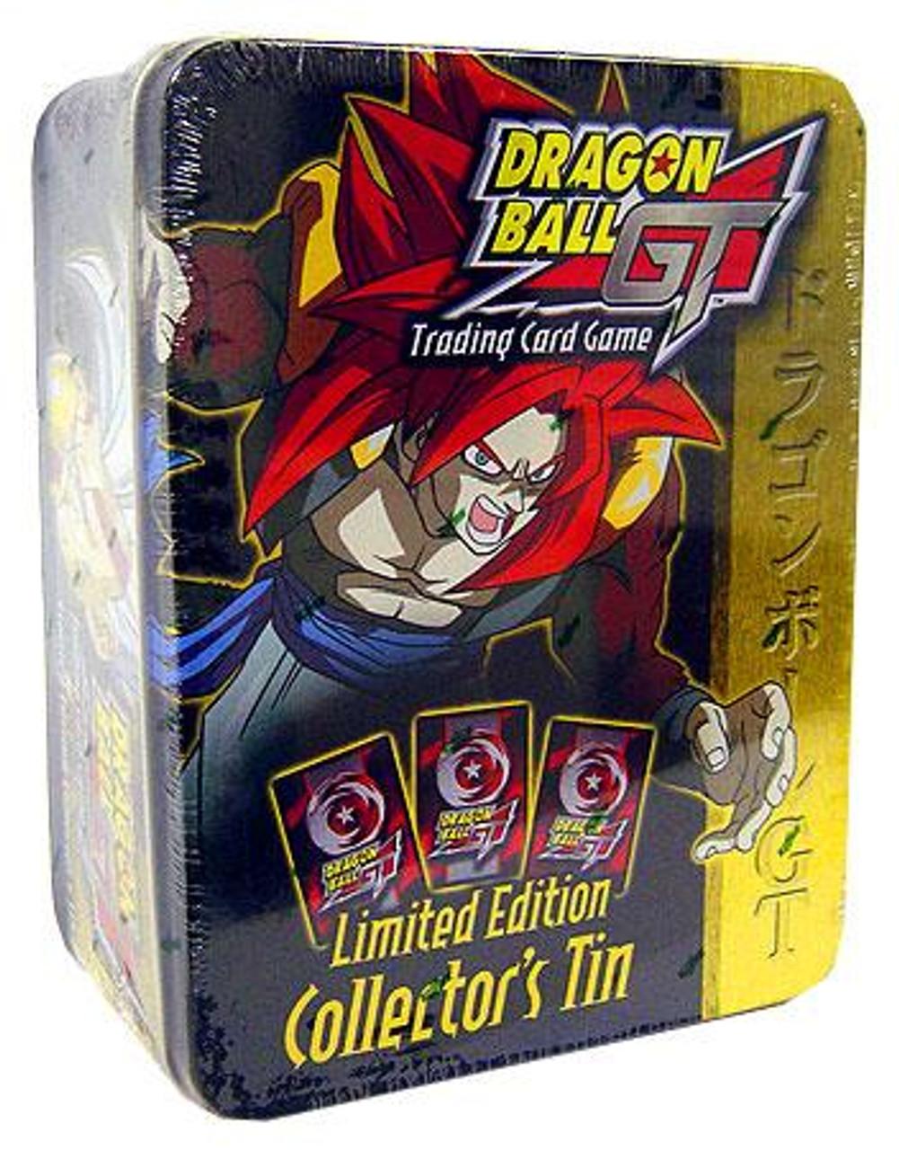 Dragon Ball GT Trading Card Game Vegito Collector's Tin
