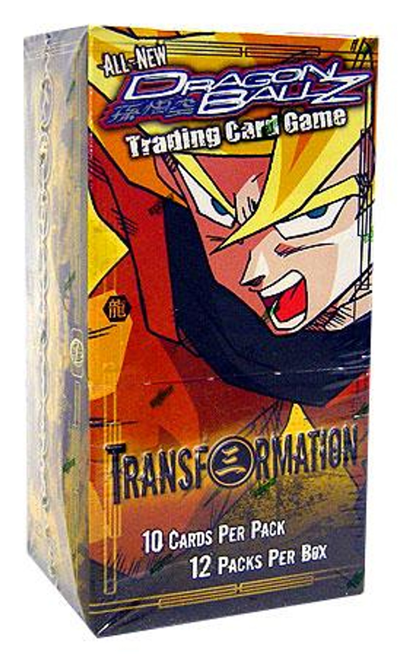 Dragon Ball Z Trading Card Game Transformation Booster Box