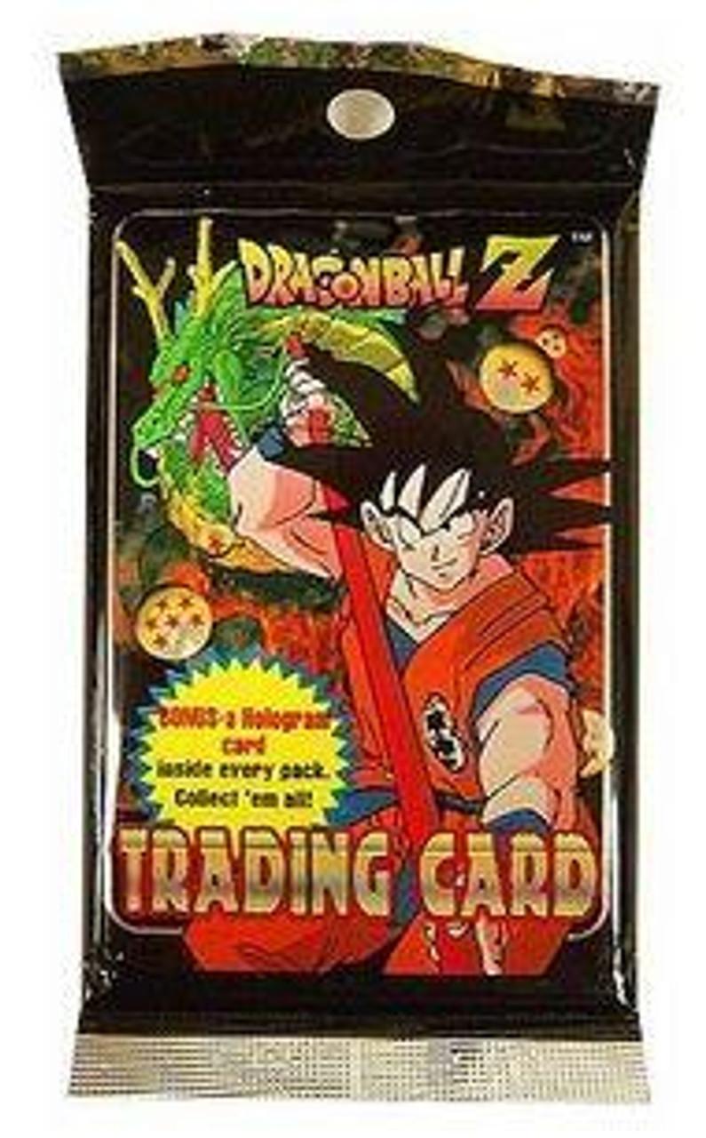 Dragon Ball Z Trading Card Pack