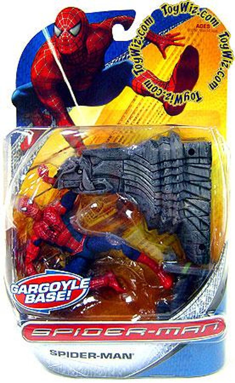 Spider-Man Movie Spider-Man Trilogy Spider-Man Action Figure