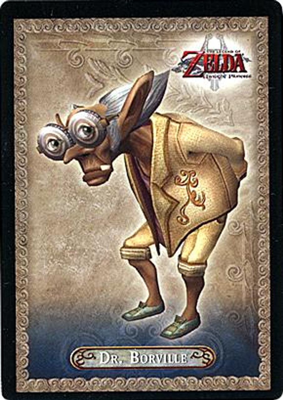 The Legend of Zelda Twilight Princess Dr. Borville #8