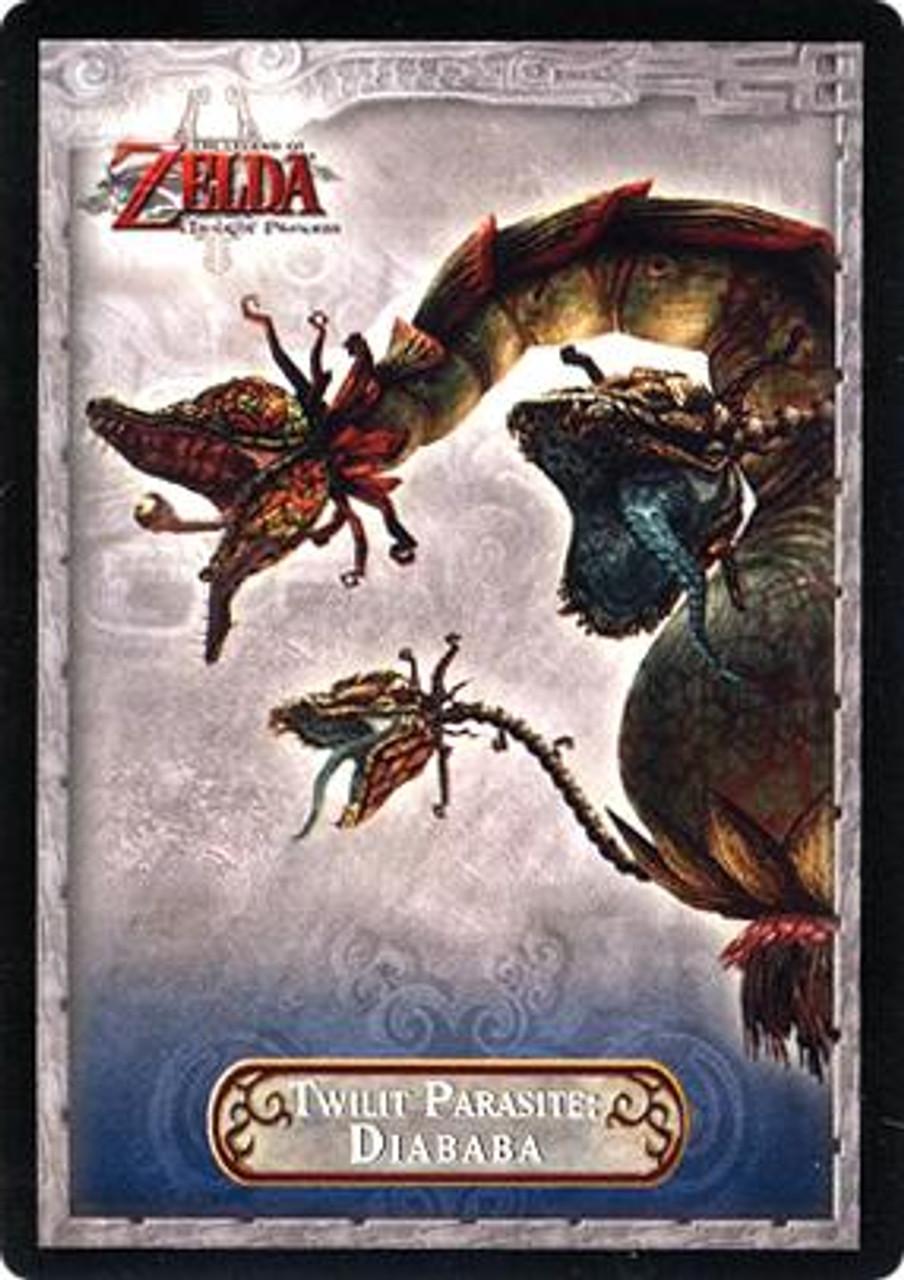 The Legend of Zelda Twilight Princess Twilit Parasite: Diababa #27
