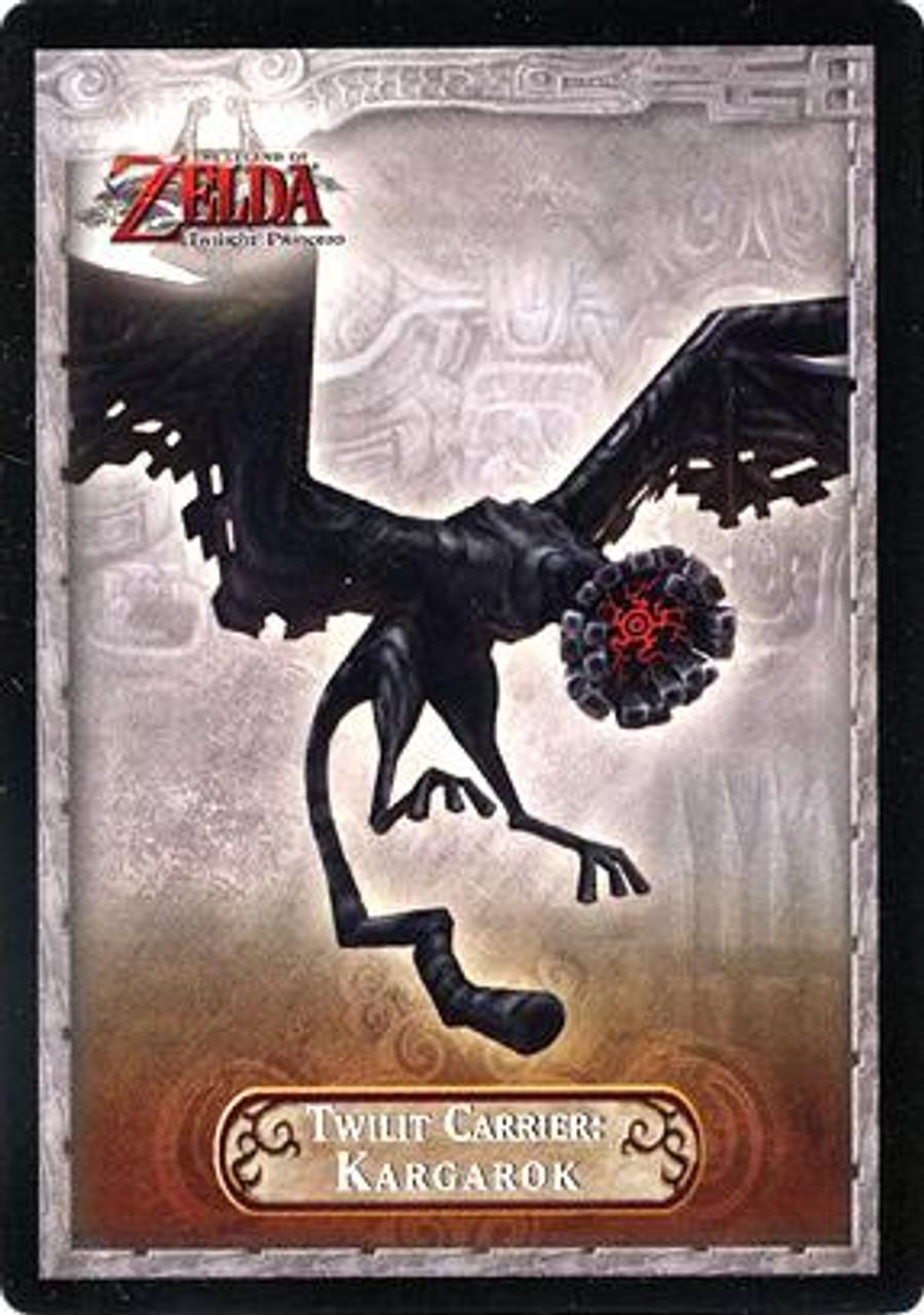 The Legend of Zelda Twilight Princess Twilit Carrier: Kargarok #32