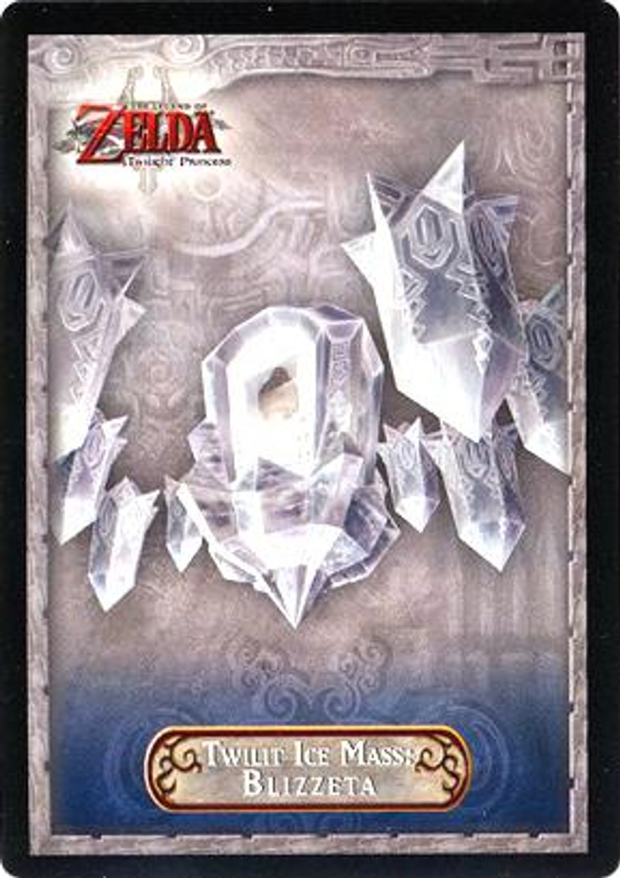 The Legend of Zelda Twilight Princess Twilit Ice Mass: Blizzeta #33