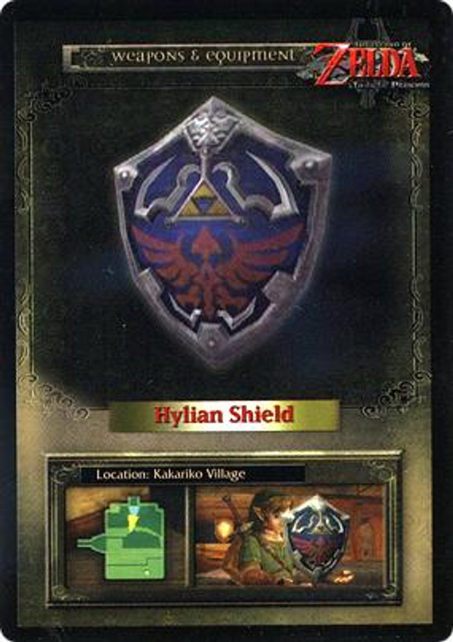 The Legend of Zelda Twilight Princess Hylian Shield #41