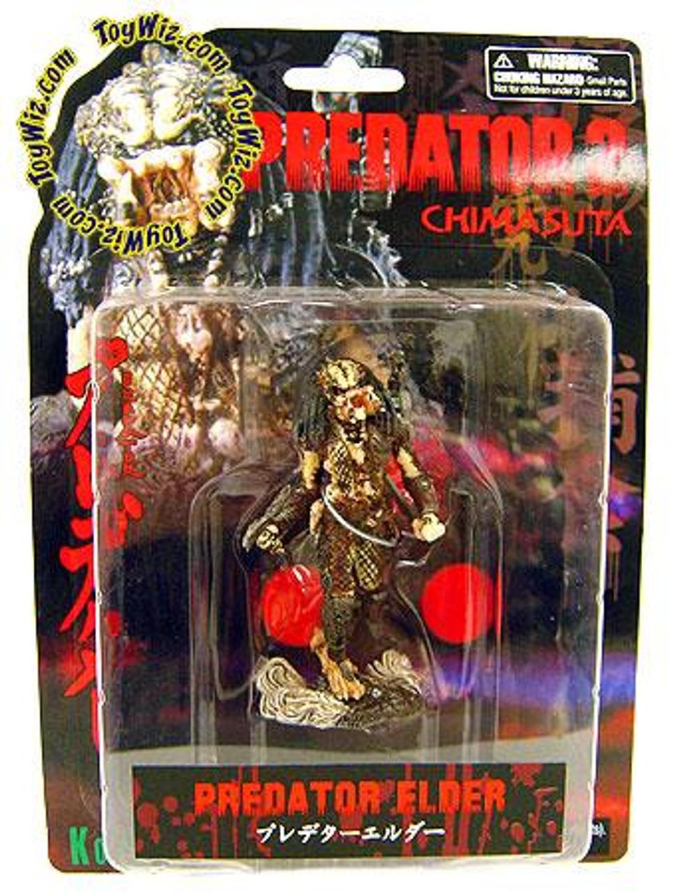 Predator 2 Chimasuta Predator Elder Figure