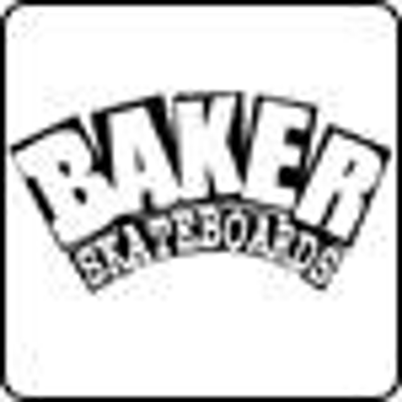 Tech Deck Baker 96mm Mini Skateboard [Random Board]