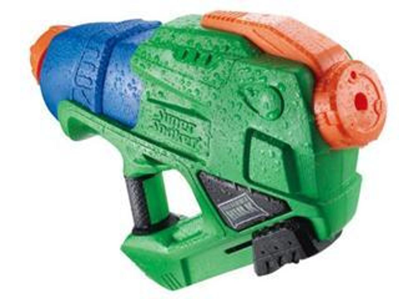 The Incredible Hulk Movie Hulk Gamma Strike Water Blaster Roleplay Toy