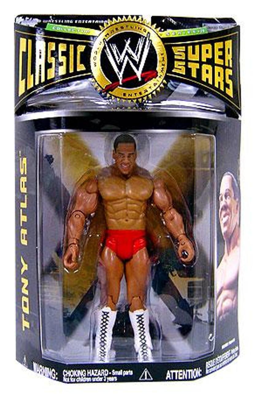 WWE Wrestling Classic Superstars Series 20 Tony Atlas Action Figure