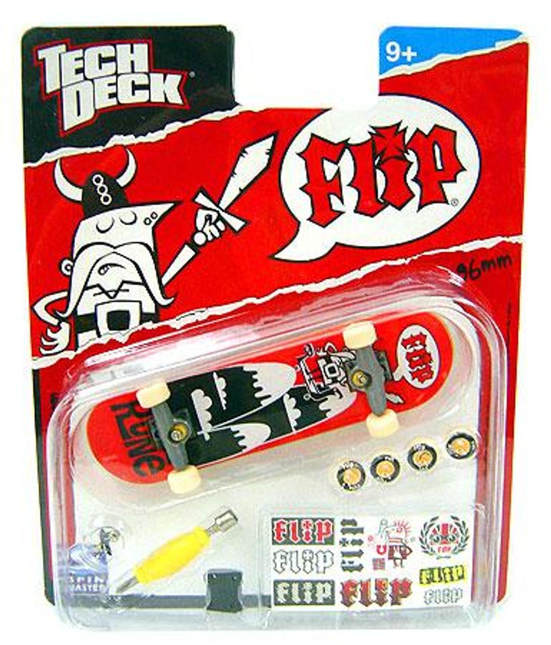 Tech Deck Flip 96mm Mini Skateboard [Rune Glifberg]