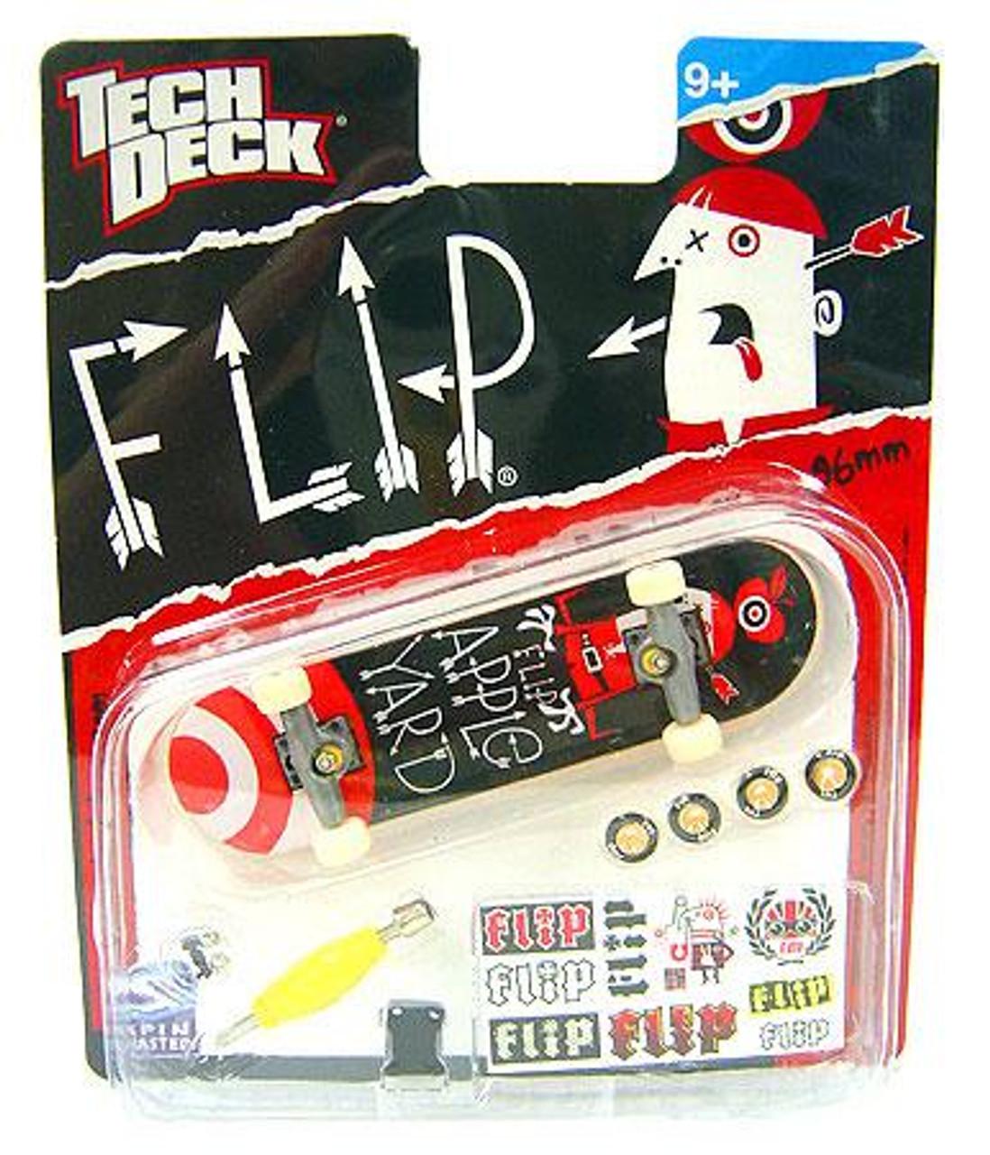 Tech Deck Flip 96mm Mini Skateboard [Mark Appleyard]