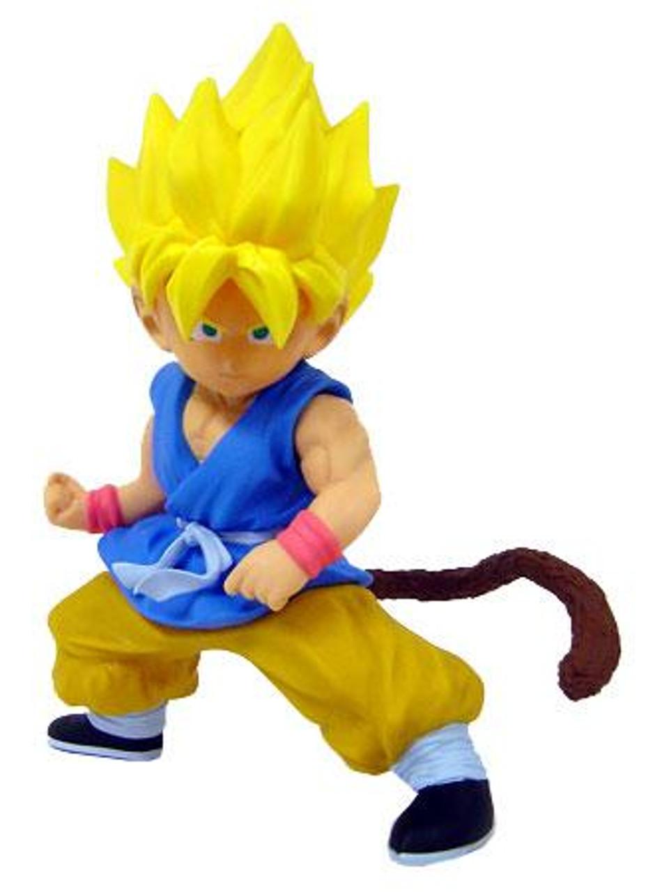 Dragon Ball GT Super Saiyan Little Goku 9-Inch Vinyl Statue
