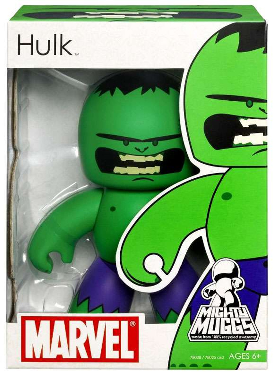 Marvel Mighty Muggs Series 2 Hulk Vinyl Figure