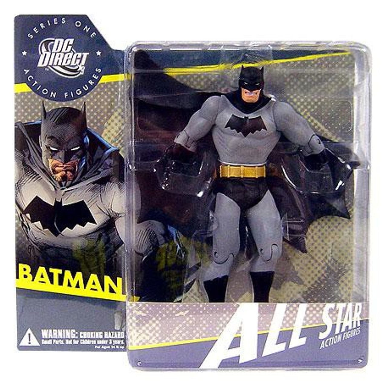 All Star Series 1 Batman Action Figure
