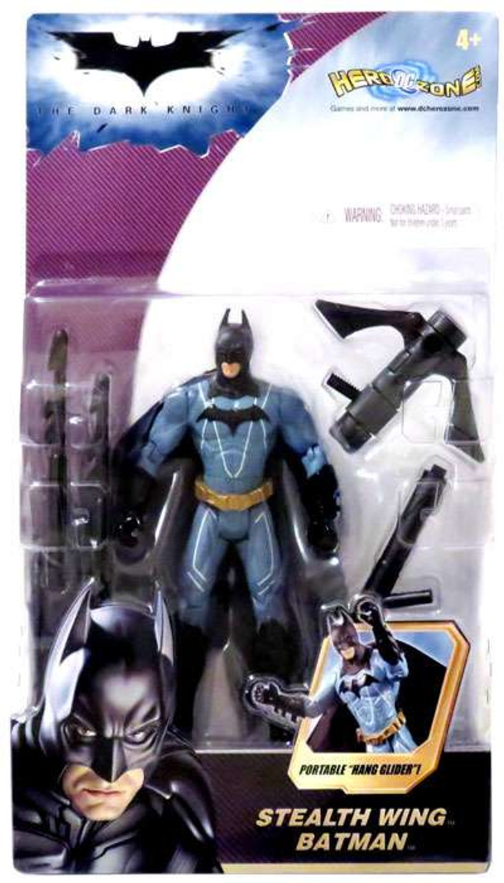 The Dark Knight Batman Action Figure [Stealth Wing]