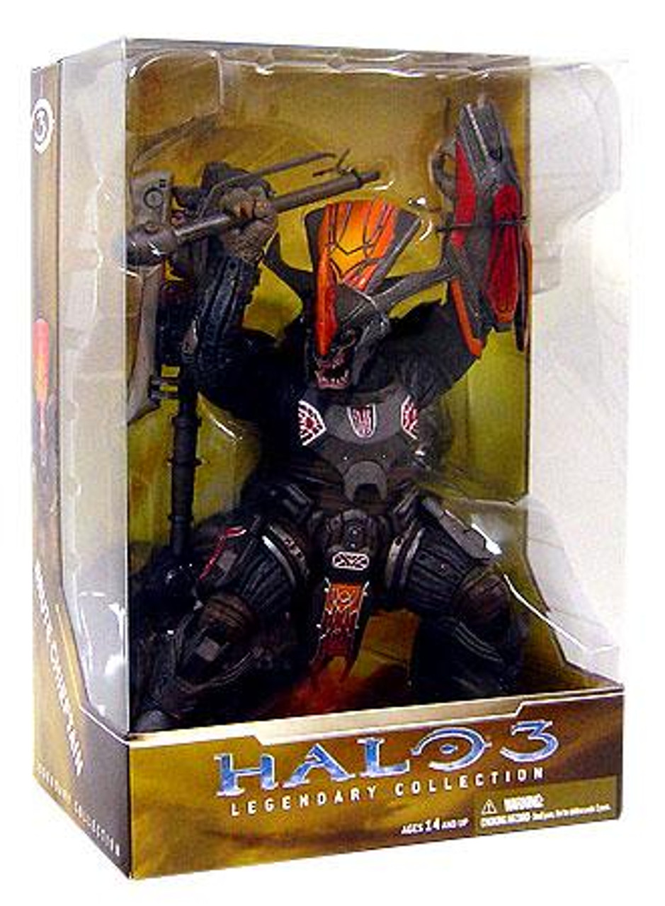 McFarlane Toys Halo 3 Legendary Collection Brute Chieftan 7-Inch Statue
