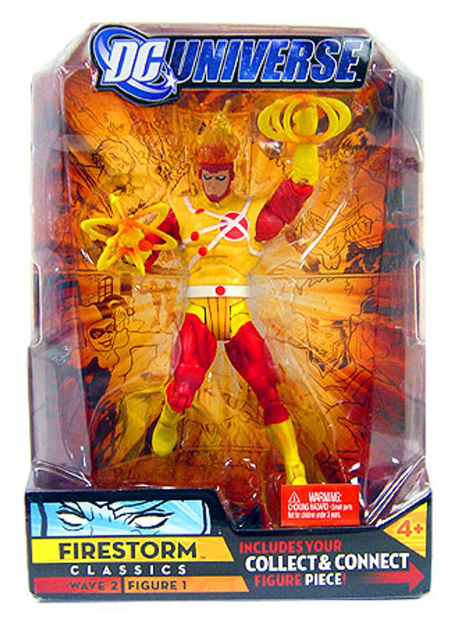 DC Universe Classics Wave 2 Firestorm Action Figure #1