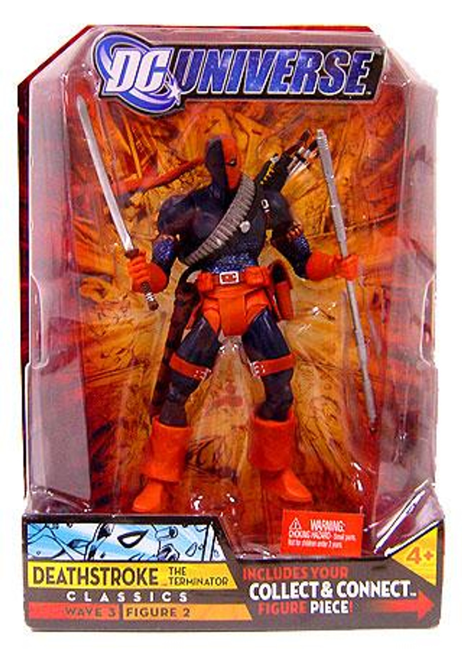 DC Universe Classics Wave 3 Deathstroke Action Figure #2 [Masked]