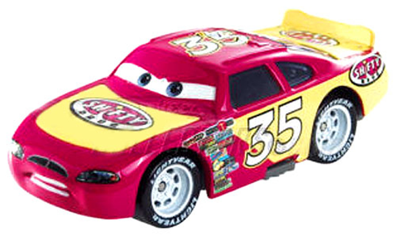 Disney cars speedway of the south no 35 shifty drug for Speedway motors used cars