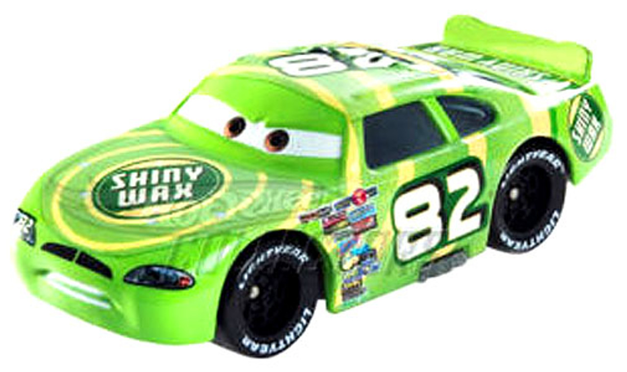 Disney Cars Speedway of the South No. 82 Shiny Wax Exclusive Diecast Car