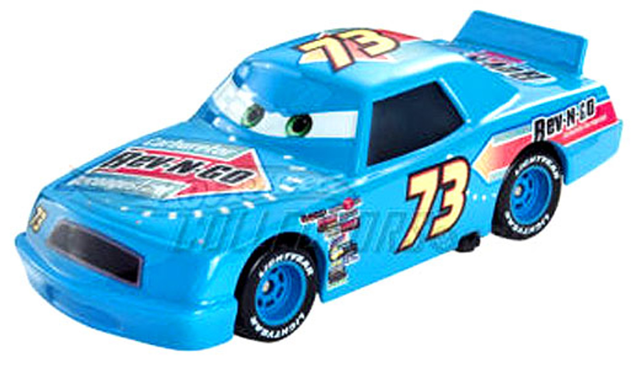 Disney Cars Speedway of the South No. 73 Rev-N-Go Exclusive Diecast Car