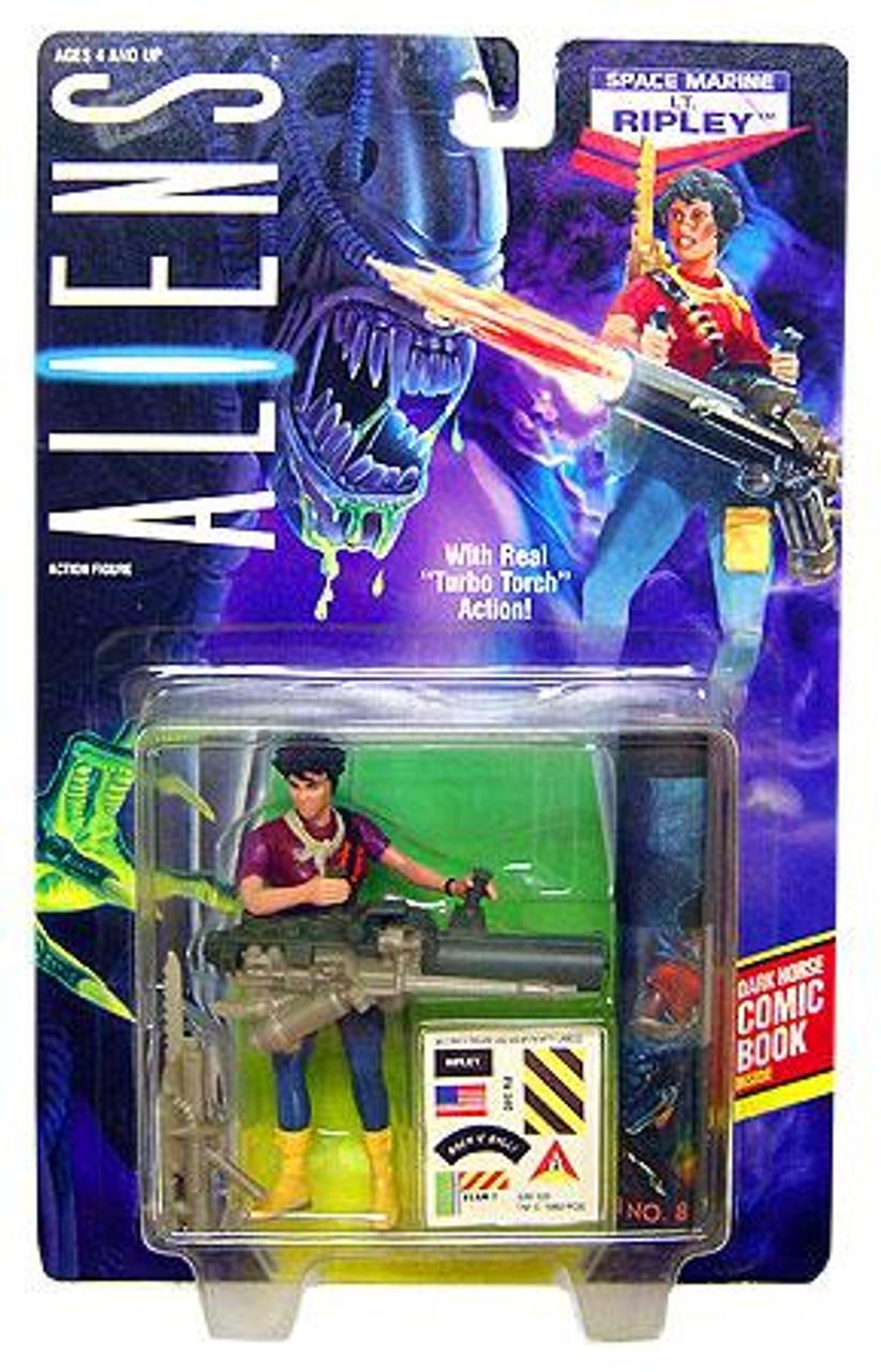 Aliens Space Marine Lt. Ripley Action FIgure
